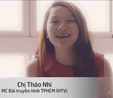 MC THẢO NHI - ĐÀI TRUYỀN HÌNH TP.HCM (HTV) - CẢM NHẬN VÀ CHIA SẼ VỀ MOMCARE24H