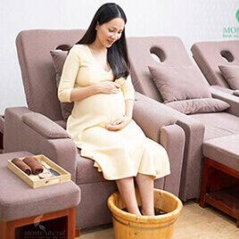 Hình ảnh Chăm sóc Mẹ bầu Momcare24h