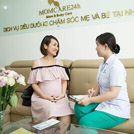 Hình ảnh Lớp tiền sản Momcare24h