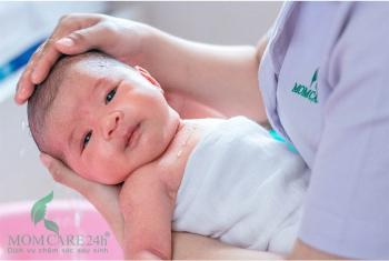 Tắm-Massage & Chăm sóc y khoa cho Bé